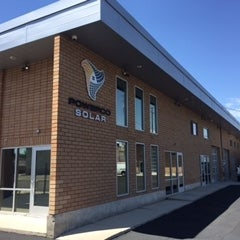 POWERCO SOLAR HEAD QUARTERS