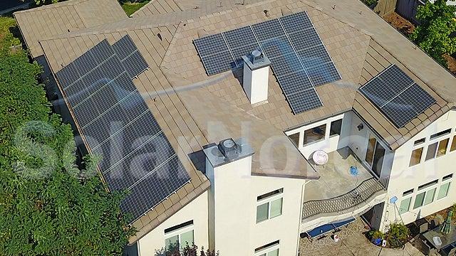 Panasonic + SolarEdge