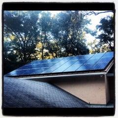 6.4 kW Standing Seam Metal Roof Gainesville,FL