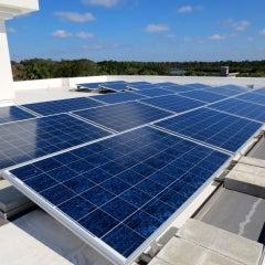 5.5 kW Tampa LEED Platinum Home