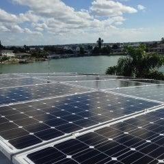 10.8 kW LEED Platinum Home Bellaire Beach,FL