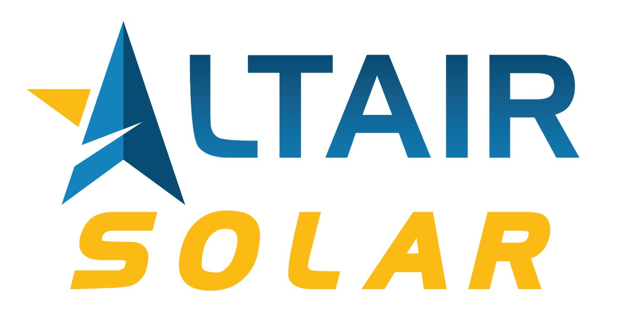 Altair Solar Inc
