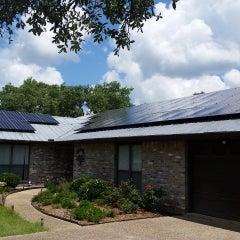 San Antonio Residential Solar Install