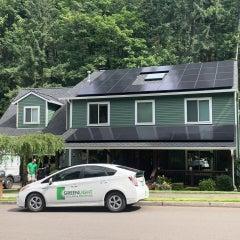 Greenlight Solar Solar Install