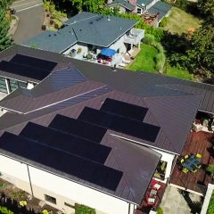 Solar System installed by Greenlight Solar