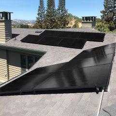 Northern California Solaria Panels