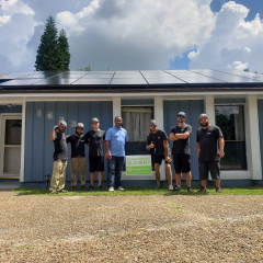 Solar Install in Florida