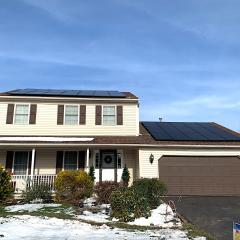 Solar Install in Pennsylvania