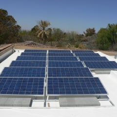 Ballasted Solar Systems