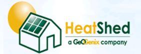 Heat Shed's company logo