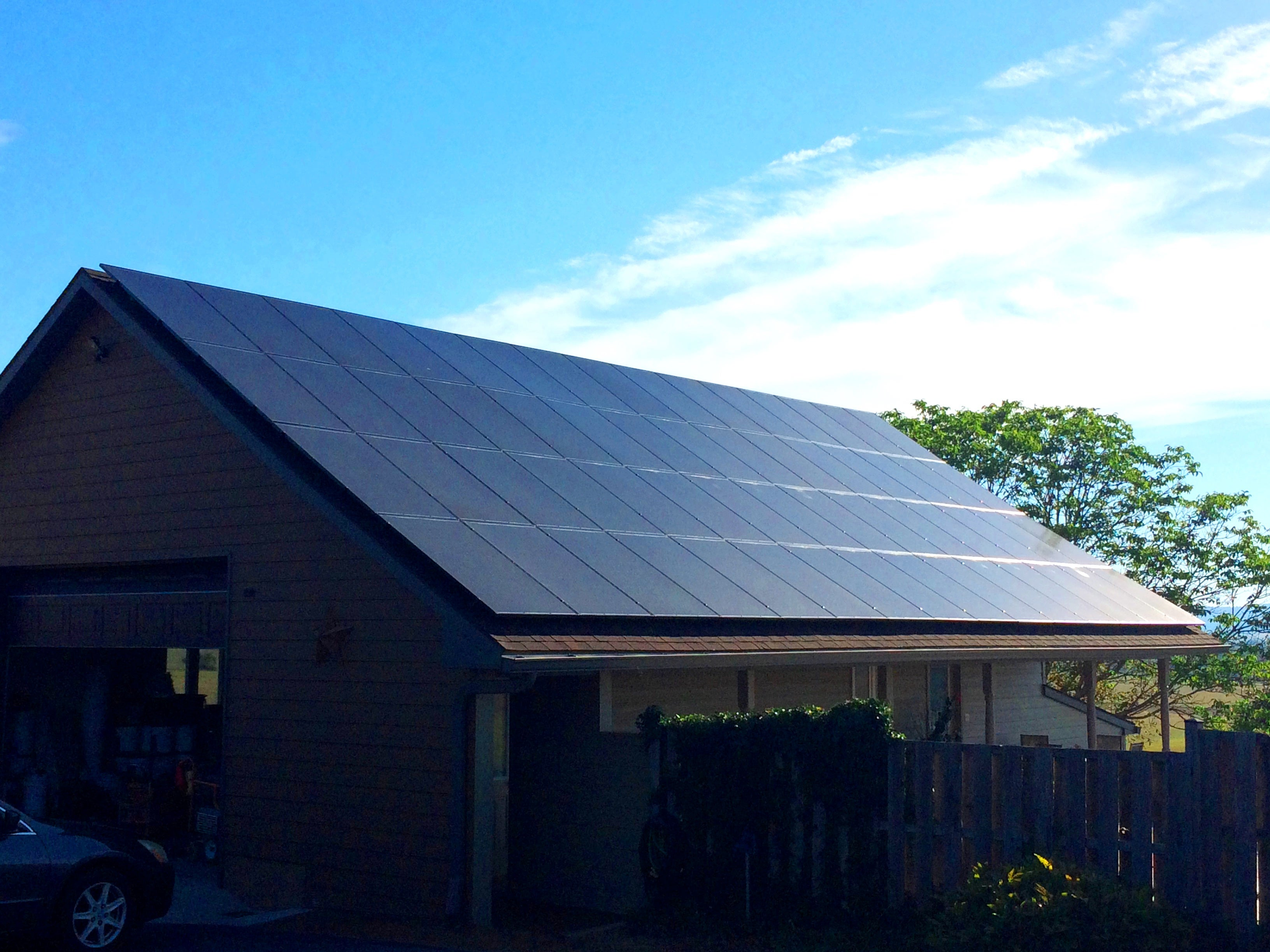 Pool house system in Jefferson, MD- 17.1 kW
