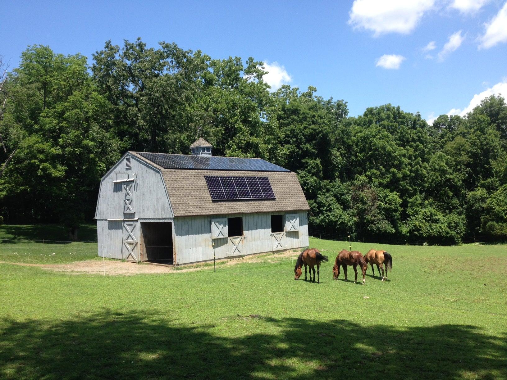 Farm Installation - Saratoga