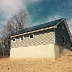 Residential Roof - New Construction Project