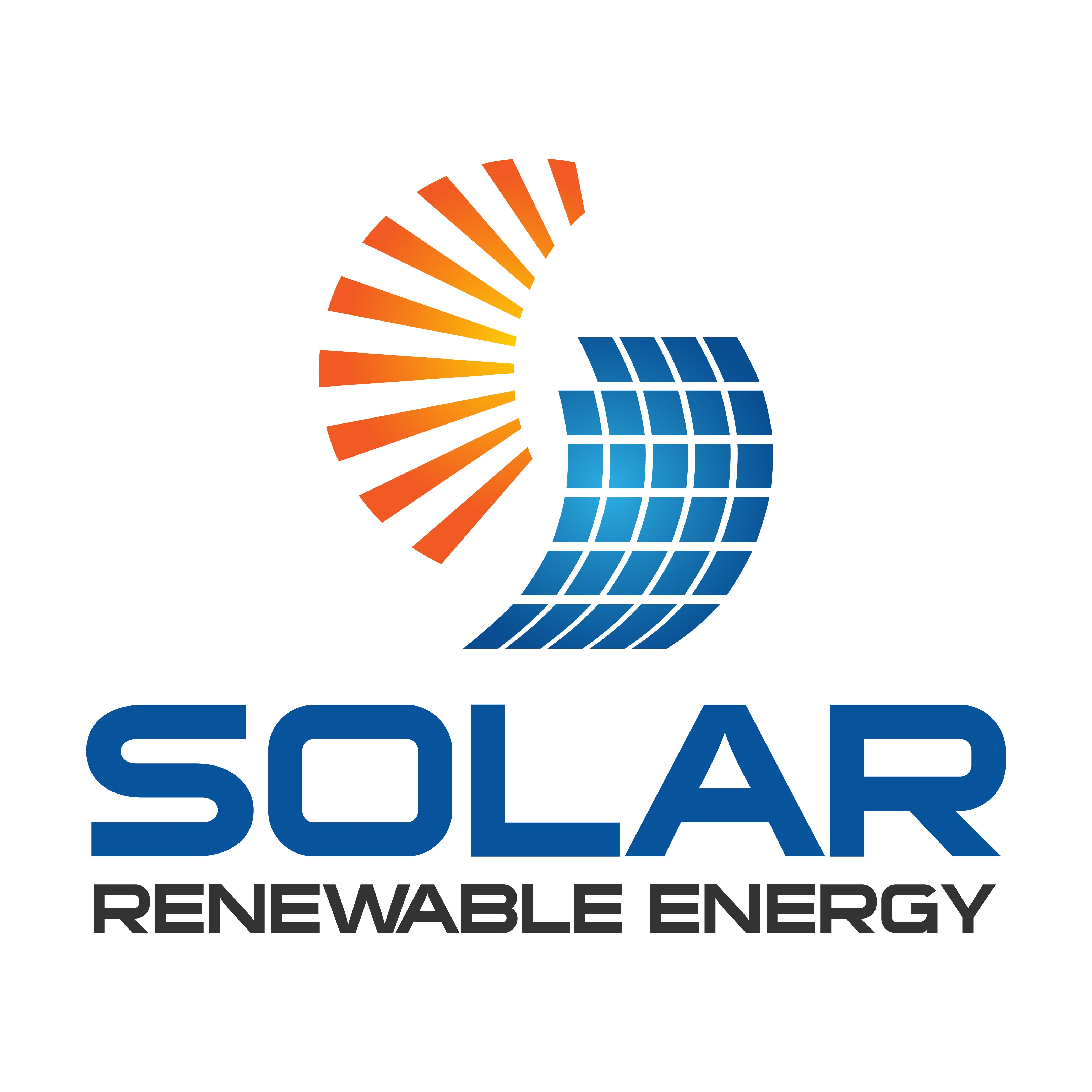 Solar Renewable Energy logo