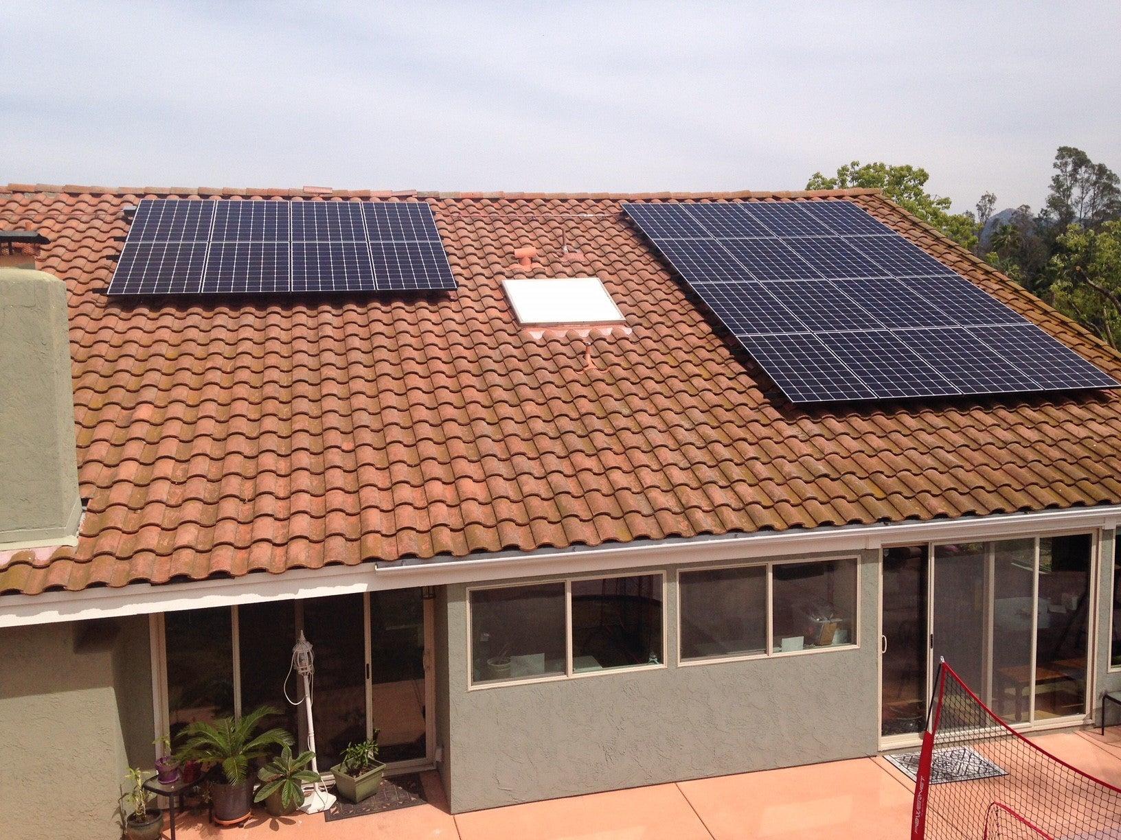 7.68 kW system Poway