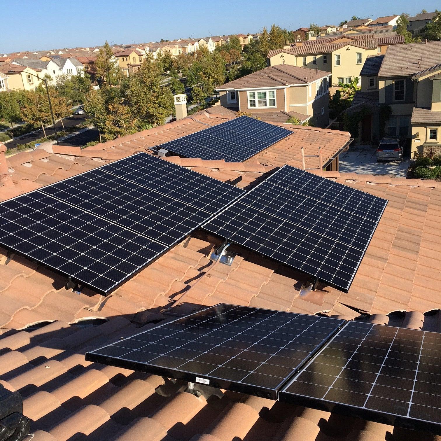 4.48 kW system San Diego