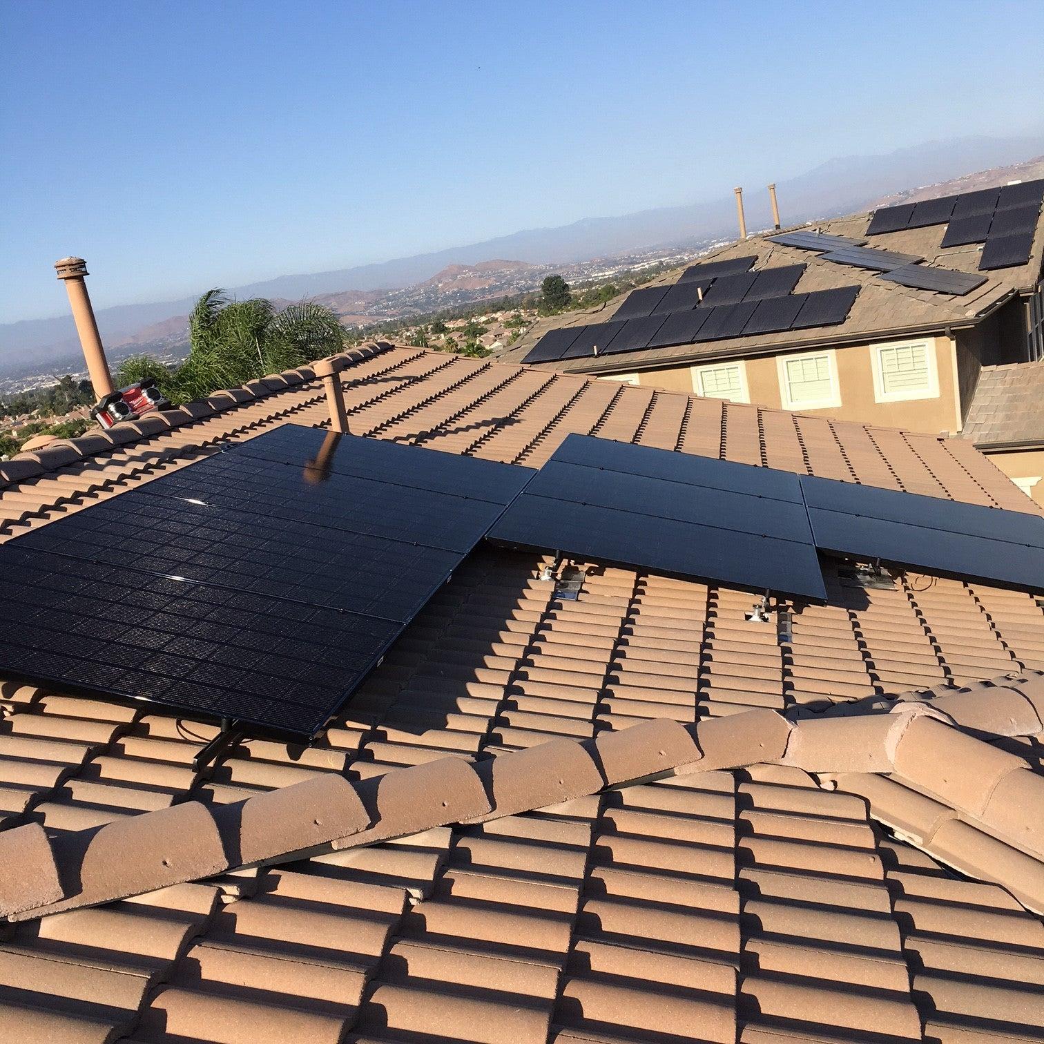 10.5 kW system in Corona