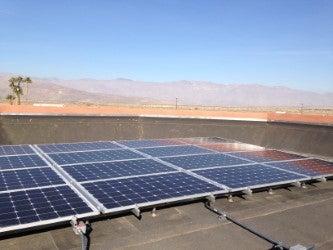 6.6 kW system in Borrego Springs