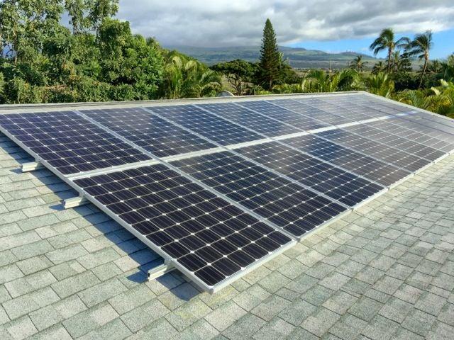 2.8kw SolarWorld-Enphase