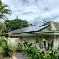 10KW SolarWorld