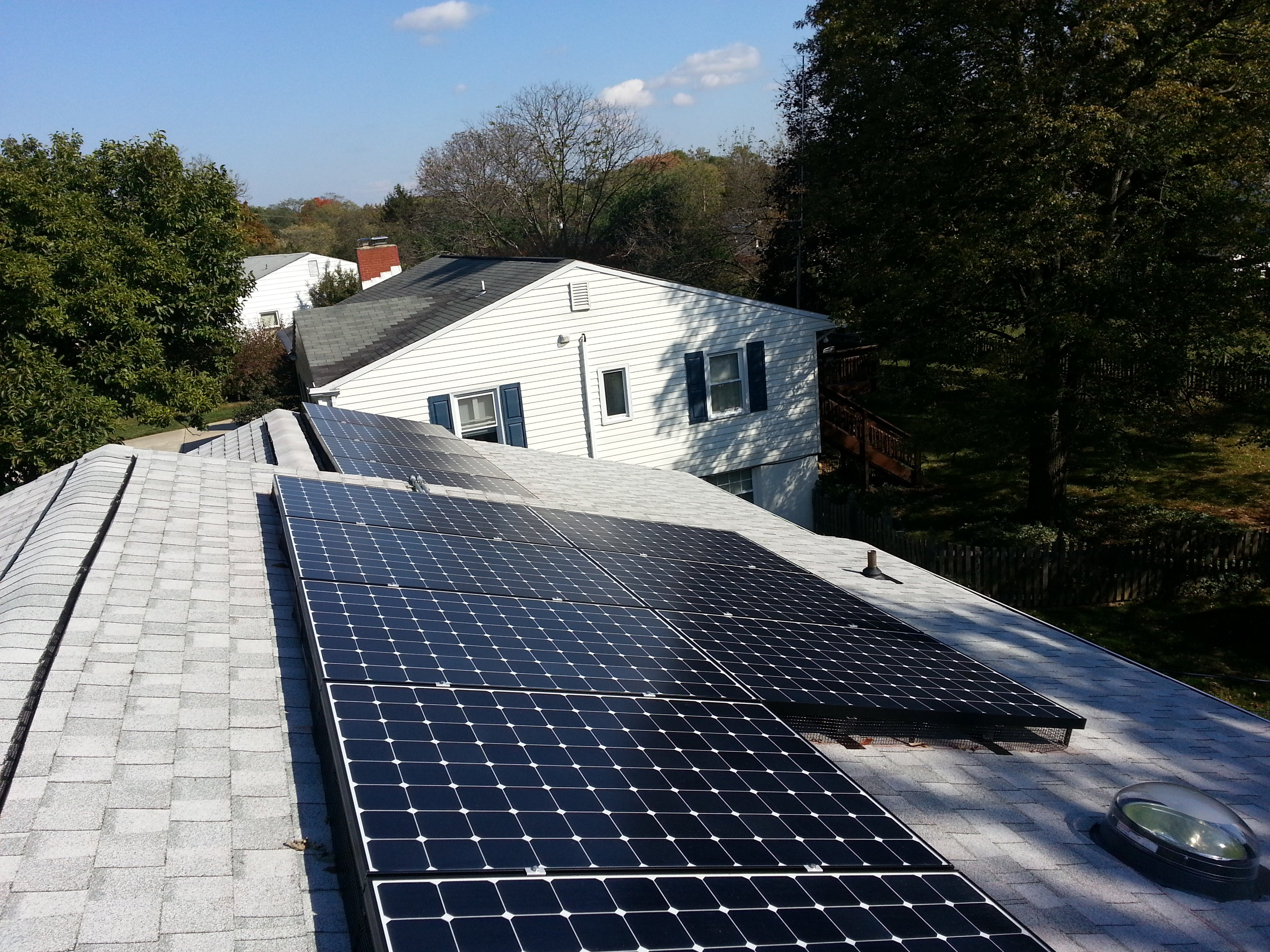 Solar Panel Installation in Lutherville-Timonium, MD