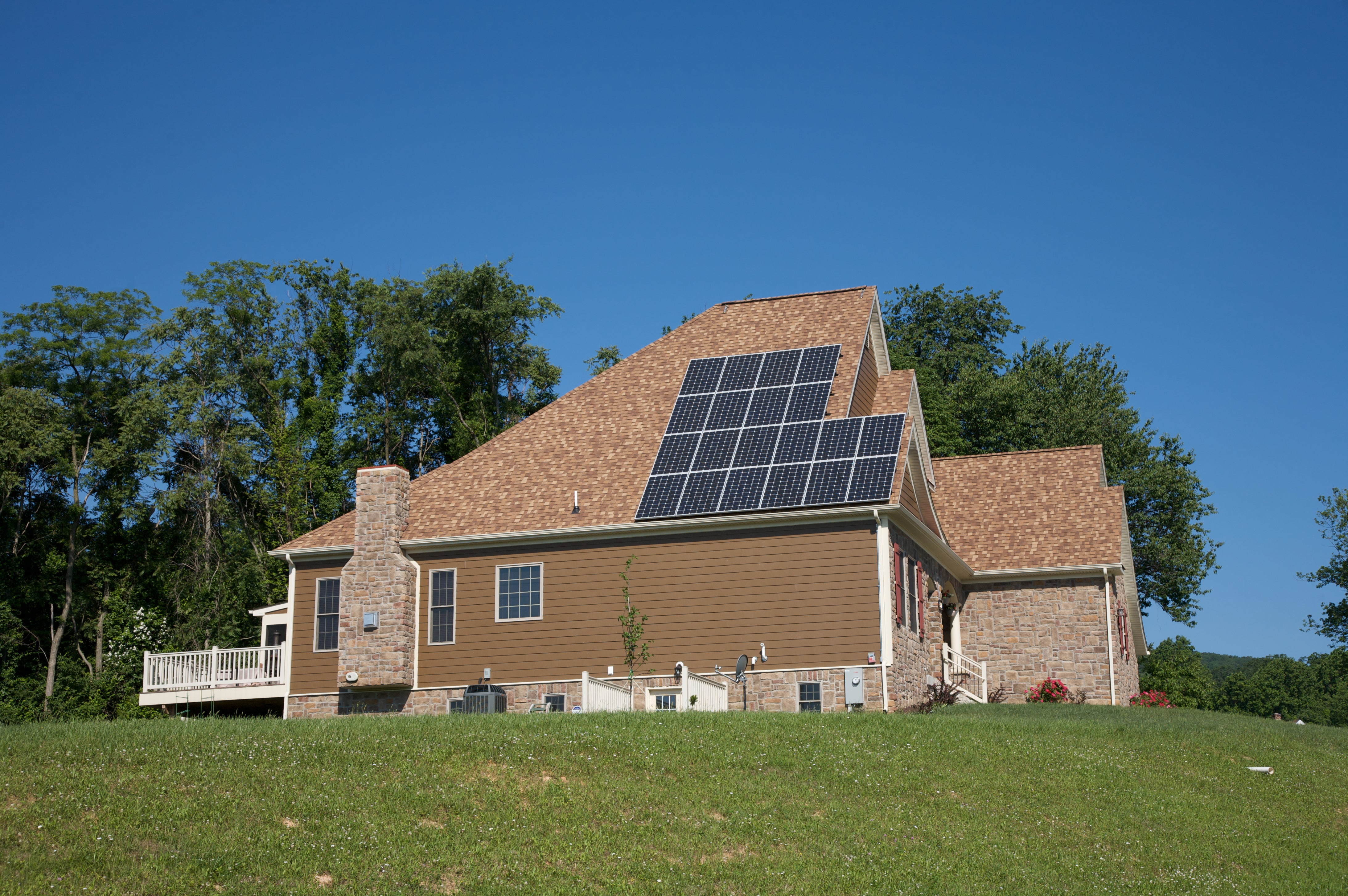 Solar Panel Installation in Frederick, MD