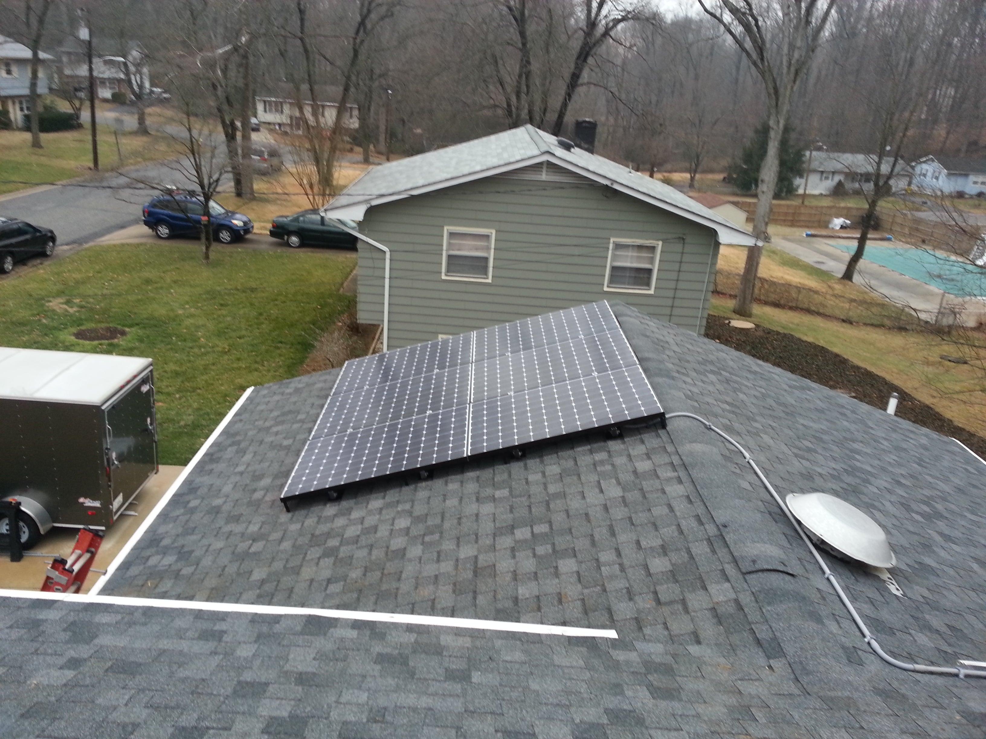 Solar Panel Installation in Arnold, MD