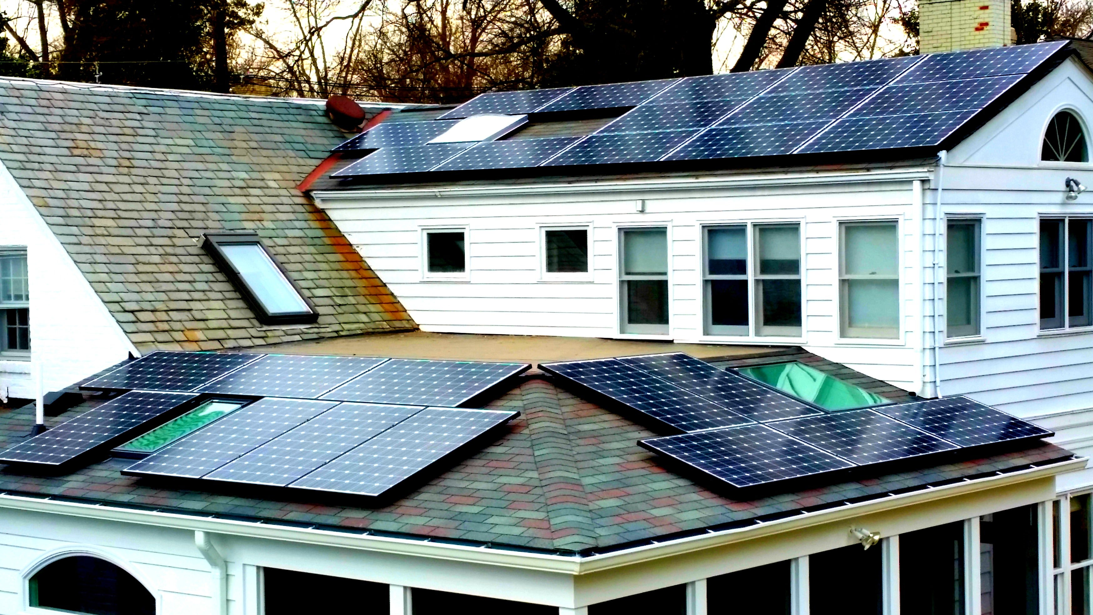 Solar Panel Installation in Bethesda, MD