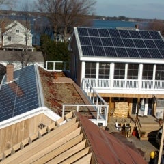 Solar Panel Installation in Oxford, MD