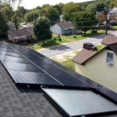Solar Panel Installation in Middle River, MD