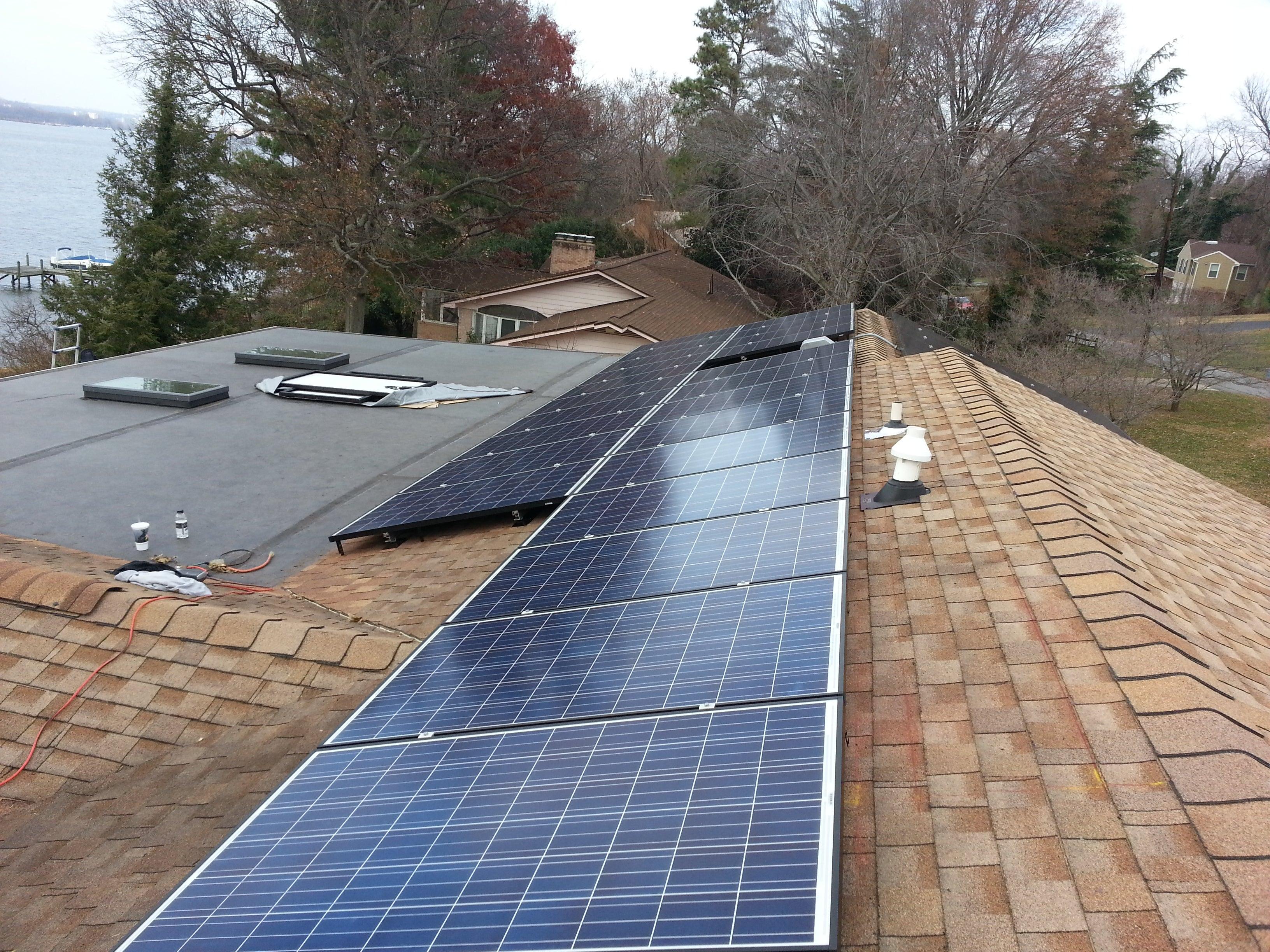 Solar Panel Installation in Ft. Washington, MD