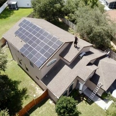 Solar Installation in Land O Lakes, FL