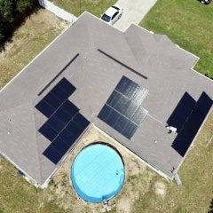 Solar Installation in Spring Hill, FL