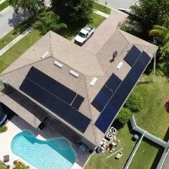 Recent Solar Panel Installation in Trinity, FL