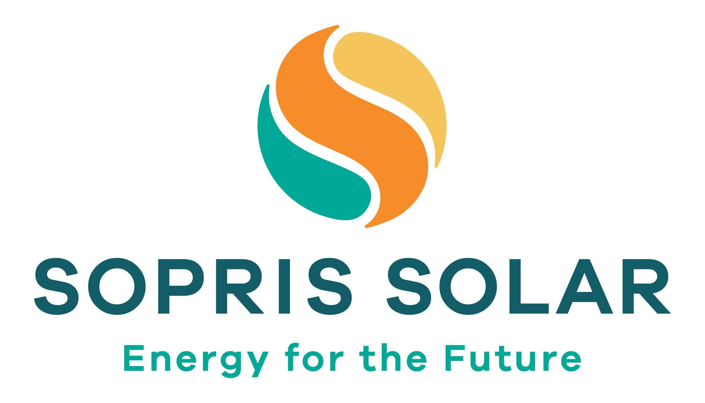 Sopris Solar logo