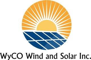 WyCO Wind and Solar logo