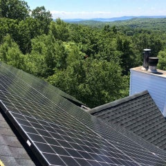On some solar jobs, we can see forever!