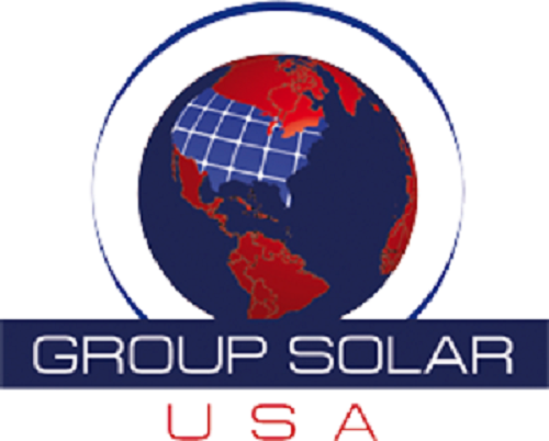 Group Solar USA logo