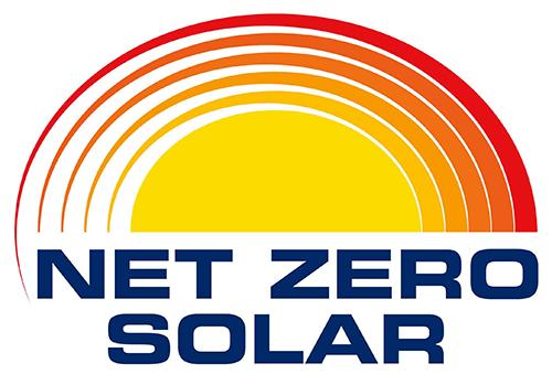 Net Zero Solar logo