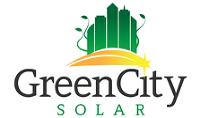 Green City Solar, llc. logo