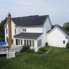 The solar dream in VA