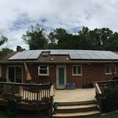Your solar savings are on-deck