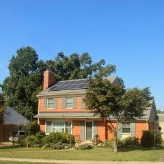 Solar PV residential in Arlington, VA
