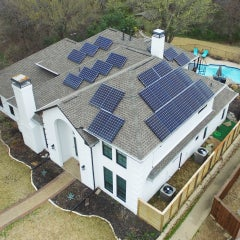 10.23 kW System in Plano, TX