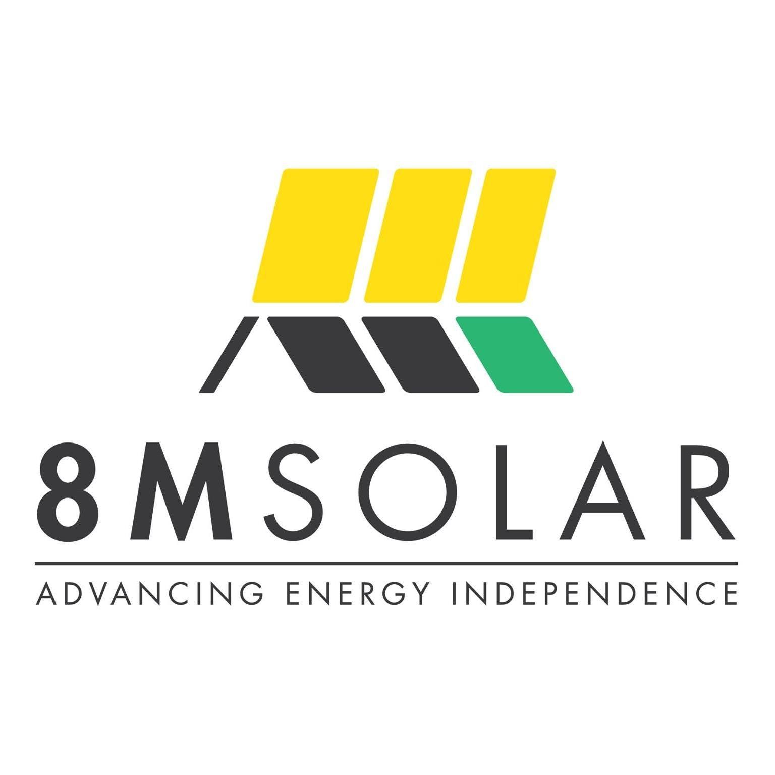 8MSolar logo