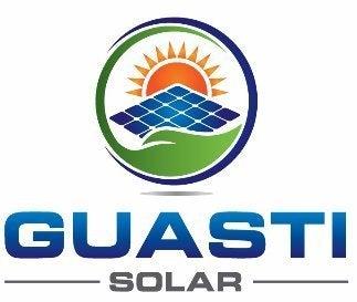 Guasti Solar logo