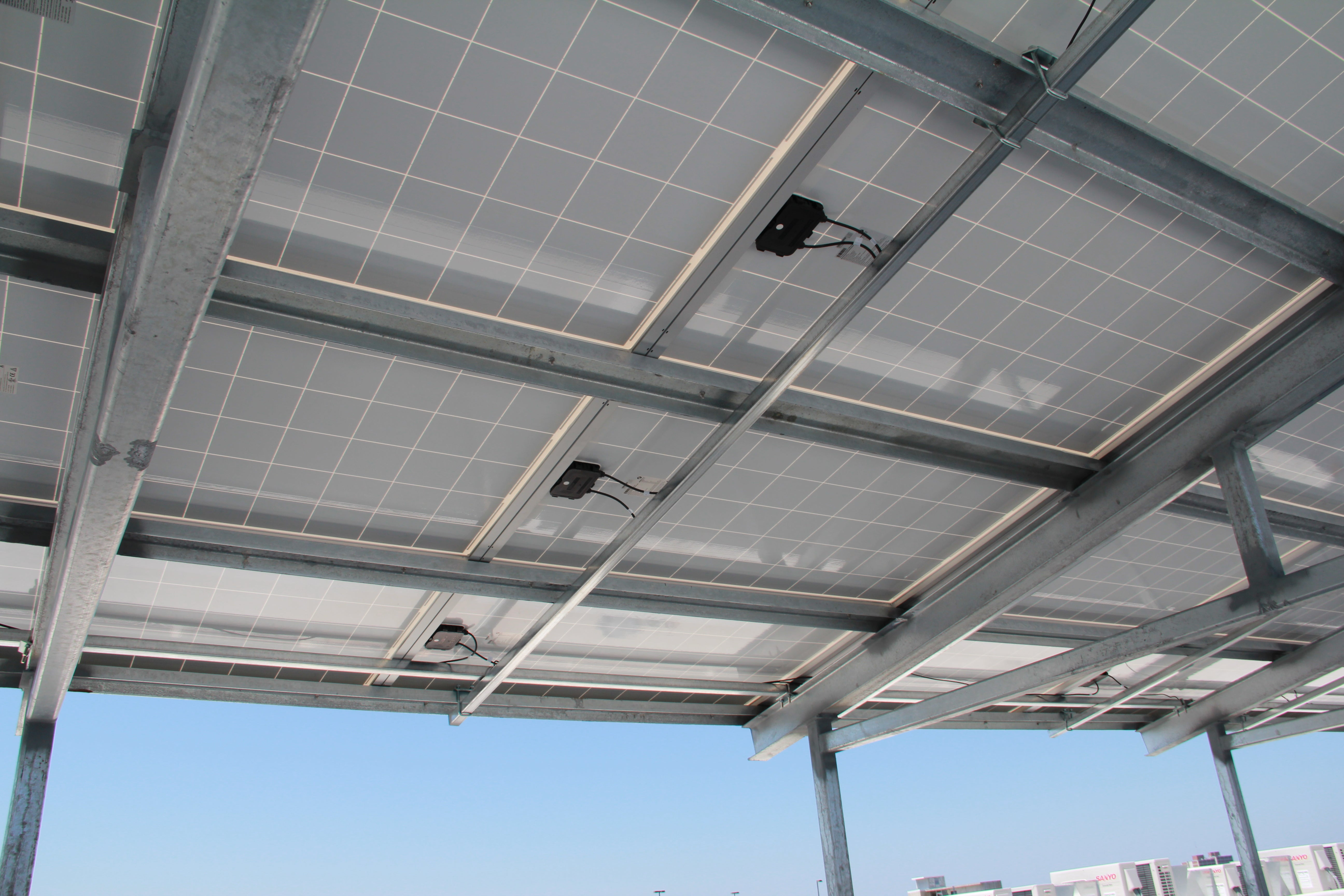 The Continuum at UF Covered Parking Structure - 250 kW