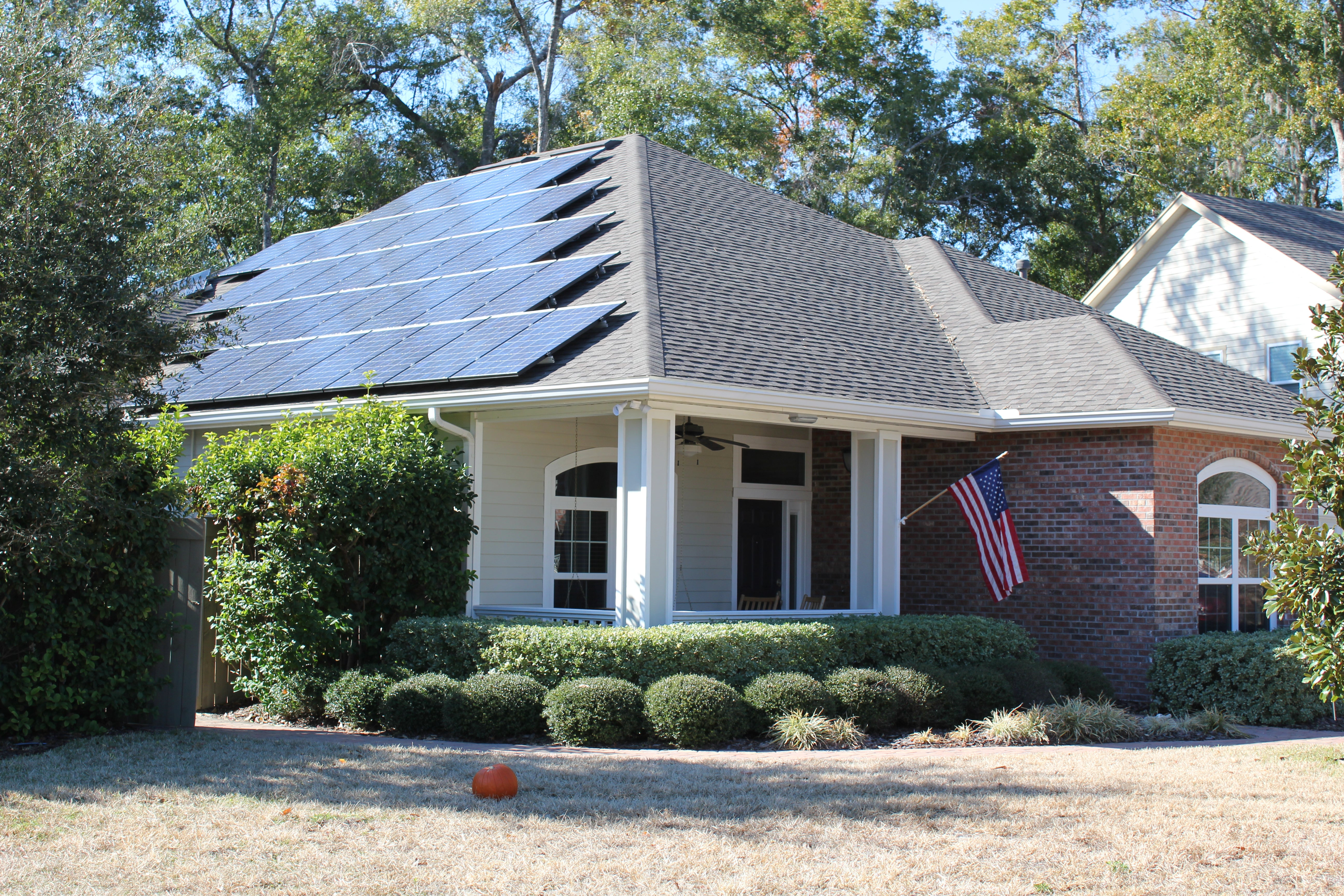 8.3 kW Roof Mounted PV System in Gainesville, FL