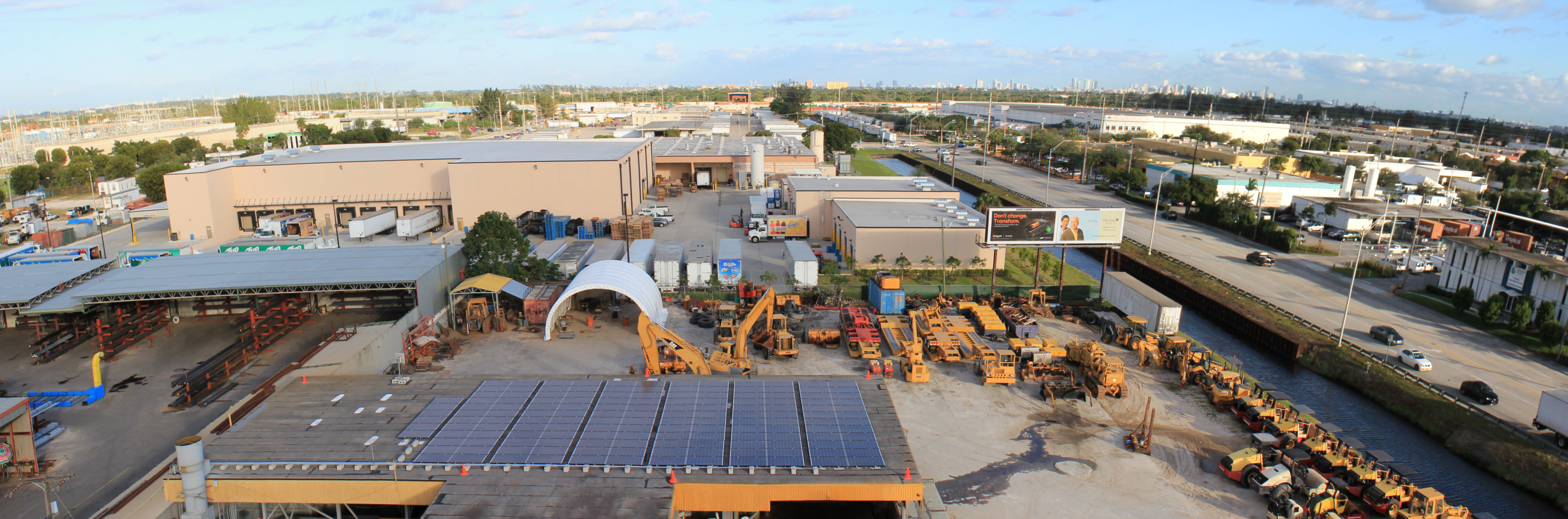 35 kW Flush Mounted PV System in Miami, FL