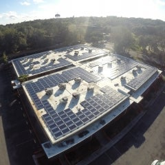 157.5 kW Ballasted PV System in Gainesville, FL